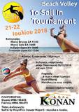 1o Beach Volley Tournament at Sail in